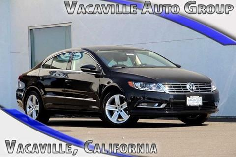 2017 Volkswagen CC for sale in Vacaville, CA