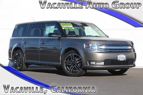 2014 Ford Flex for sale in Vacaville CA