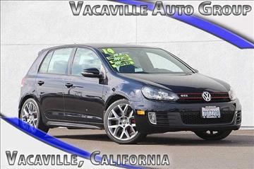 2014 Volkswagen GTI for sale in Vacaville, CA