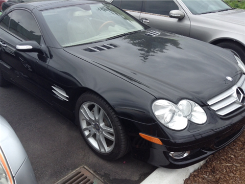 2008 Mercedes-Benz SL-Class for sale in Pacific, WA