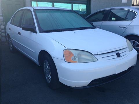 2001 Honda Civic for sale in Pacific, WA