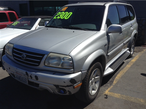 2002 Suzuki XL7 for sale in Pacific, WA