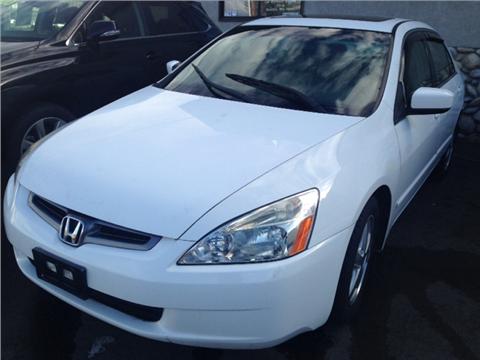 2003 Honda Accord for sale in Pacific, WA