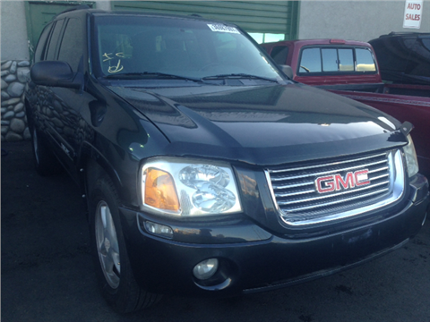 2004 GMC Envoy for sale in Pacific, WA