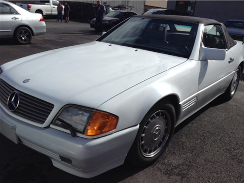 1991 Mercedes-Benz 300-Class for sale in Pacific, WA