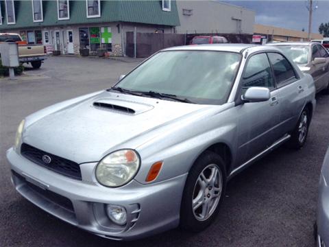 2002 Subaru Impreza for sale in Pacific, WA