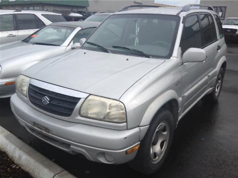 2001 Suzuki Grand Vitara for sale in Pacific, WA