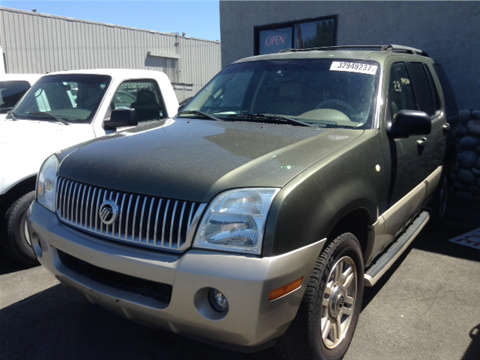 2004 Mercury Mountaineer for sale in Pacific, WA
