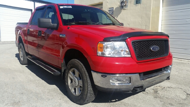 2004 FORD F-150 FX4 4DR SUPERCREW 4WD STYLESIDE unspecified abs - 4-wheel ax