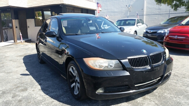 2006 BMW 3 SERIES 325XI AWD 4DR SEDAN black abs - 4-wheel air filtration airbag deactivation -