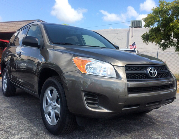 2012 TOYOTA RAV4 BASE 4DR SUV grey abs - 4-wheel active head restraints - dual front air filtra