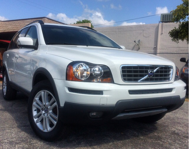 2009 VOLVO XC90 32 4DR SUV white 2-stage unlocking doors abs - 4-wheel active head restraints