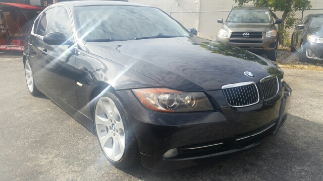 2007 BMW 3 SERIES 335I 4DR SEDAN black 2-stage unlocking doors abs - 4-wheel air filtration - a