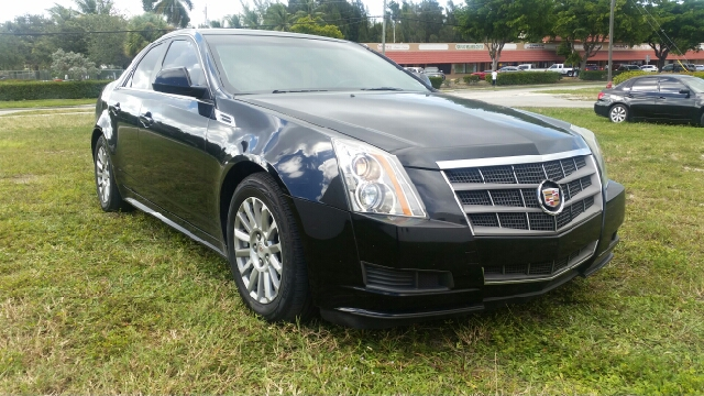 2010 CADILLAC CTS 30L V6 4DR SEDAN black for more information call 3059280701 or text me for a b