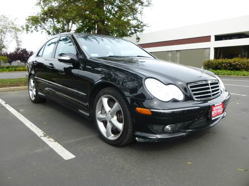 2006 Mercedes-Benz C-Class C 230 Sport 4dr Sedan - Hayward CA