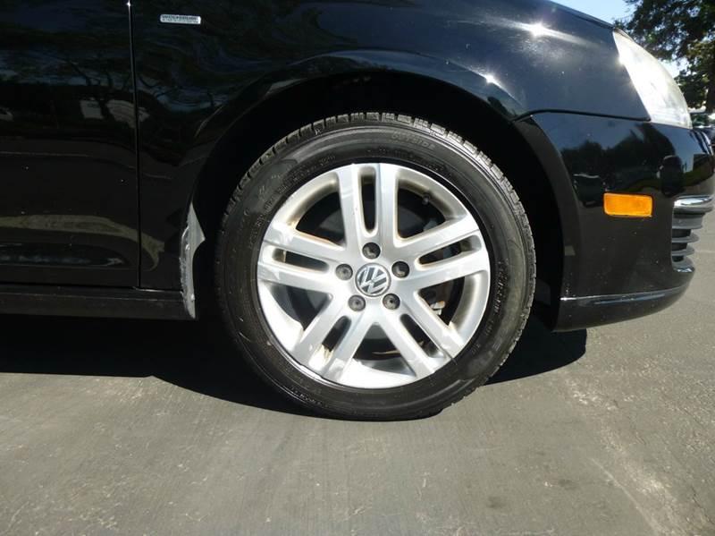 2007 Volkswagen Jetta Wolfsburg Edition PZEV 4dr Sedan (2.5L I5 6A) - Hayward CA