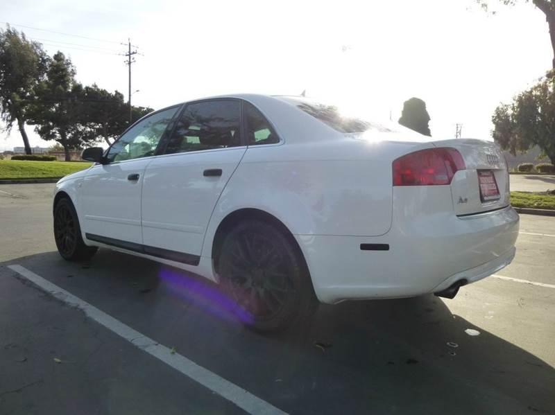 2008 Audi A4 2.0T 4dr Sedan (2L I4 CVT) - Hayward CA