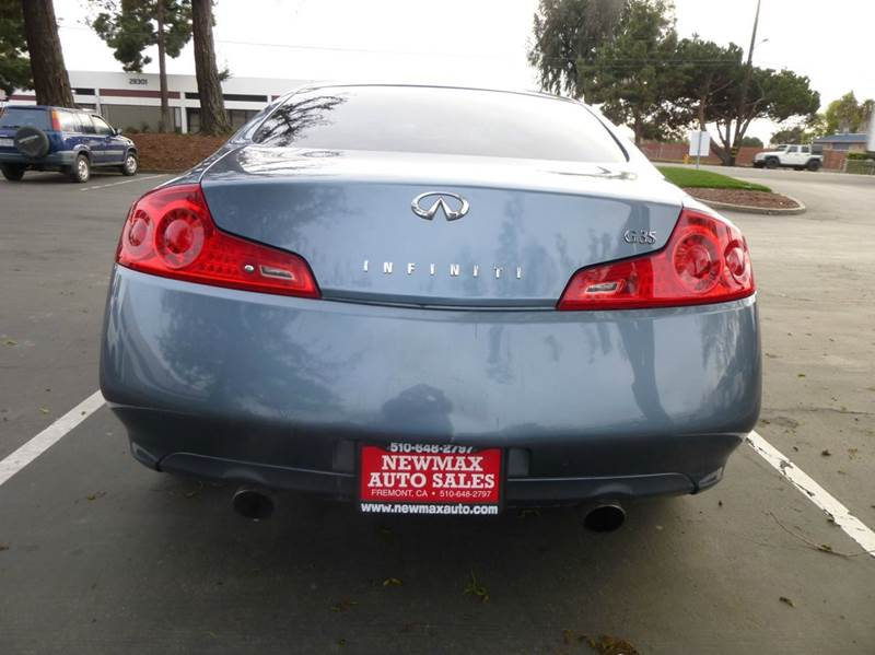 2006 Infiniti G35 Base 2dr Coupe w/automatic - Hayward CA