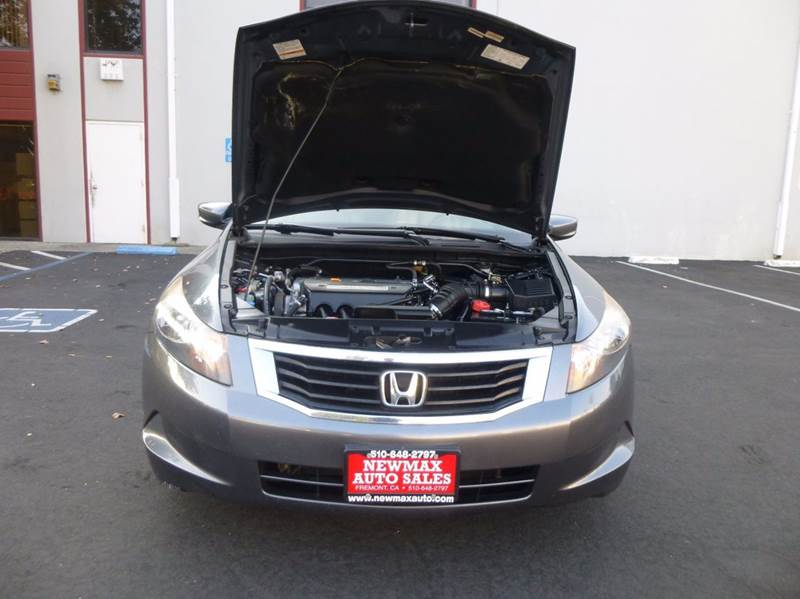 2008 Honda Accord EX L 4dr Sedan 5A - Hayward CA