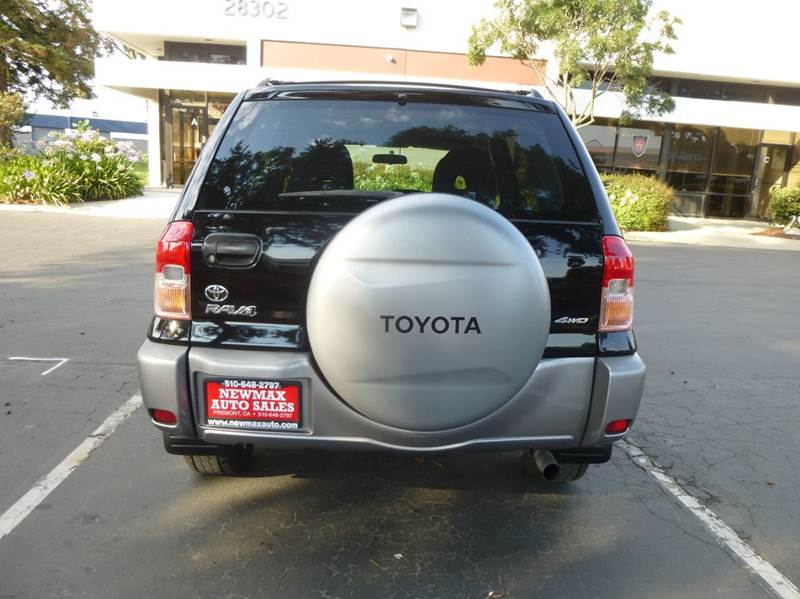 2003 Toyota RAV4 Base AWD 4dr SUV - Hayward CA