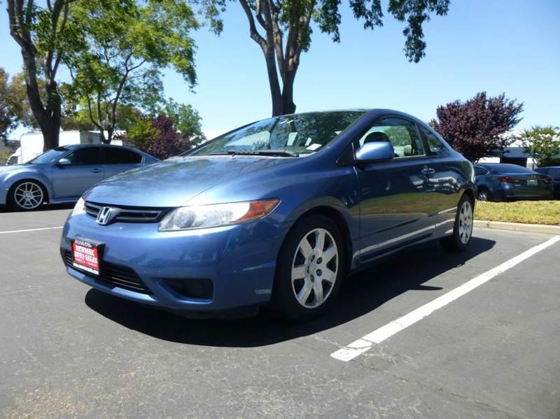 2006 Honda Civic LX 2dr Coupe w/Automatic - Hayward CA
