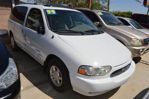 1999 Nissan Quest for sale in Gadsden AZ