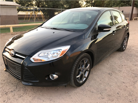 2013 Ford Focus for sale in Gadsden, AZ