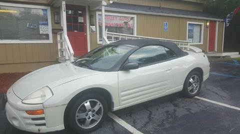 2003 Mitsubishi Eclipse Spyder for sale in Roanoke, VA