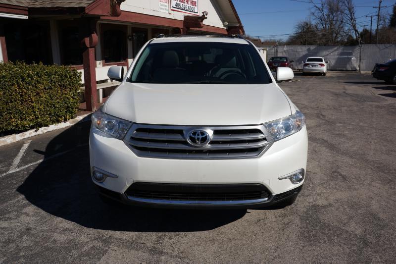 2013 Toyota Highlander Limited 4dr SUV - Oklahoma City OK