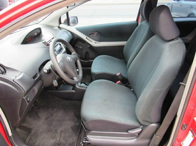 2007 Toyota Yaris 2dr Hatchback (1.5L I4 4A) - Oklahoma City OK
