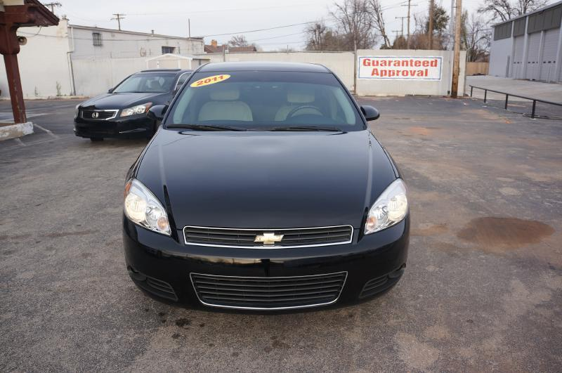 2011 Chevrolet Impala LT Fleet 4dr Sedan w/2FL - Oklahoma City OK