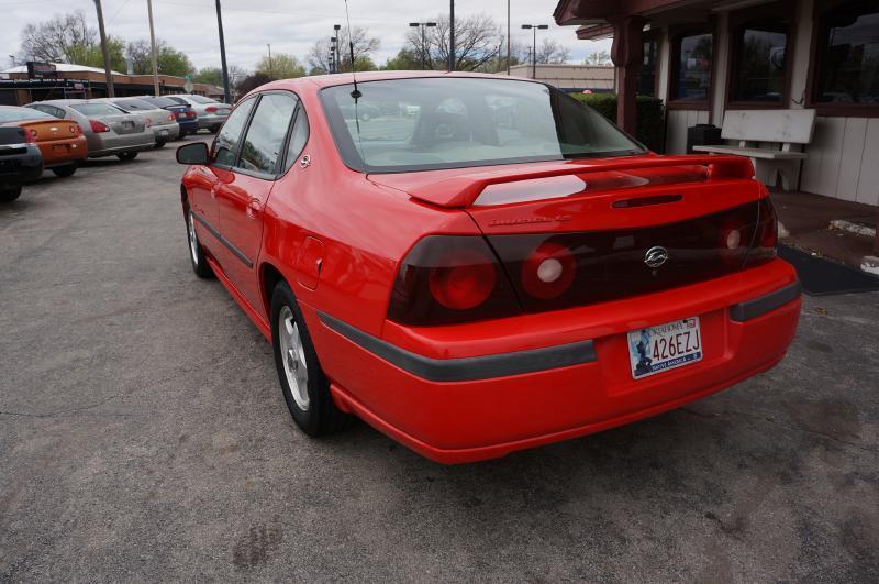 2001 Chevrolet Impala LS 4dr Sedan - Oklahoma City OK