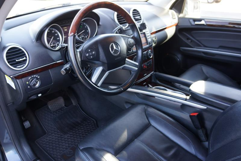 2011 Mercedes-Benz GL-Class AWD GL 550 4MATIC 4dr SUV - Oklahoma City OK