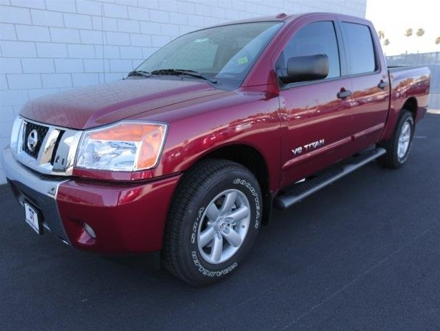2014 Nissan Titan For Sale Carsforsale Com