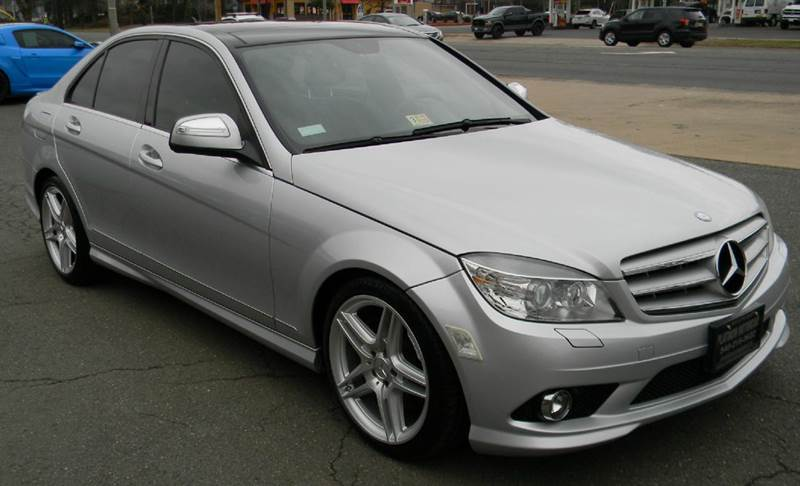 Image gallery 2009 mercedes sport for Mercedes benz c300 manual
