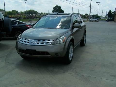 2004 Nissan Murano for sale in Tulsa, OK