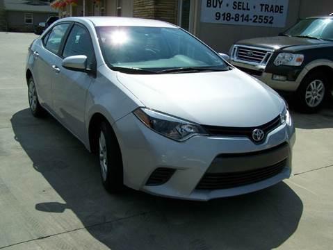 2016 Toyota Corolla for sale in Tulsa, OK