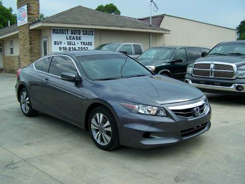 Honda Accord For Sale In Tulsa OK Carsforsalecom - Accord for sale
