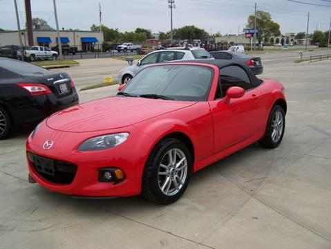 2013 Mazda MX-5 Miata For Sale in Oklahoma - Carsforsale.com