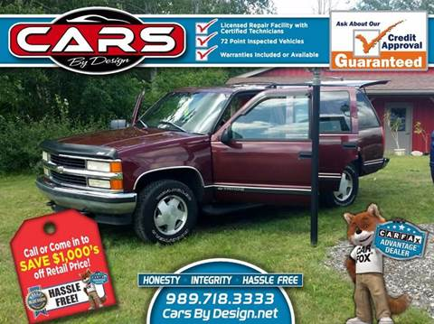 1998 Chevrolet Tahoe for sale in Standish, MI
