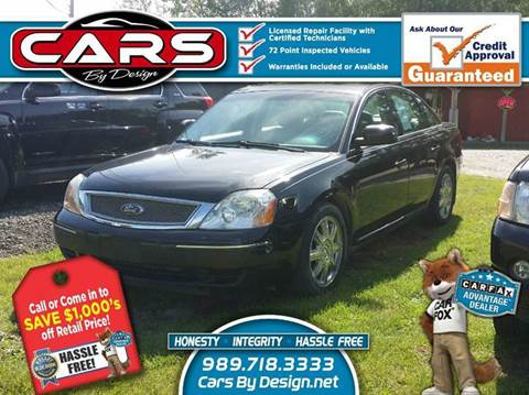 2007 Ford Five Hundred for sale in Standish, MI