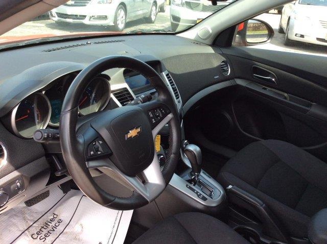2014 Chevrolet Cruze 1LT Auto 4dr Sedan w/1SD - East Syracuse NY