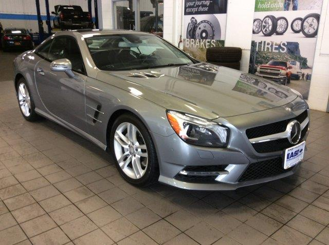 2013 Mercedes-Benz SL-Class SL 550 2dr Convertible - East Syracuse NY
