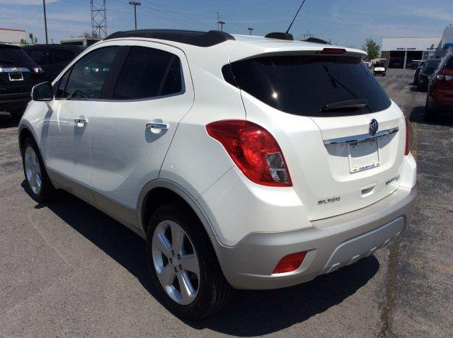 2015 Buick Encore AWD Convenience 4dr Crossover - East Syracuse NY