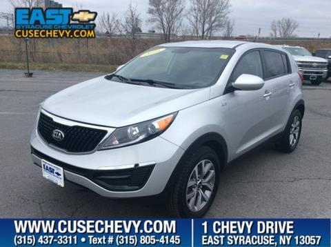 2016 Kia Sportage For Sale In East Syracuse, NY