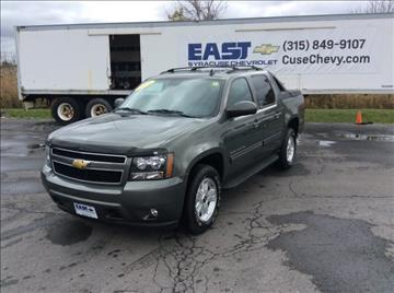 2011 Chevrolet Avalanche for sale in East Syracuse, NY