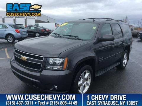 2010 Chevrolet Tahoe for sale in East Syracuse, NY