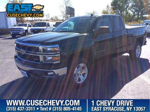 2014 Chevrolet Silverado 1500 for sale in East Syracuse, NY