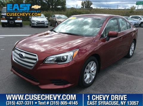 2015 Subaru Legacy for sale in East Syracuse, NY