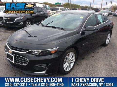 2017 Chevrolet Malibu for sale in East Syracuse, NY